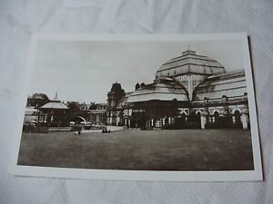 Lot27-c1930-CHELTENHAM-WINTER-GARDENS-Real-Photo-Photograph