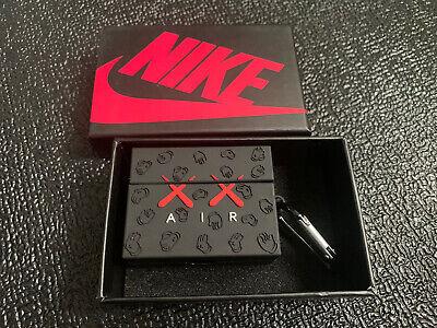 Nike Air Jordan Kaws Apple Airpod Pro Case With Mini Shoe Gift Box
