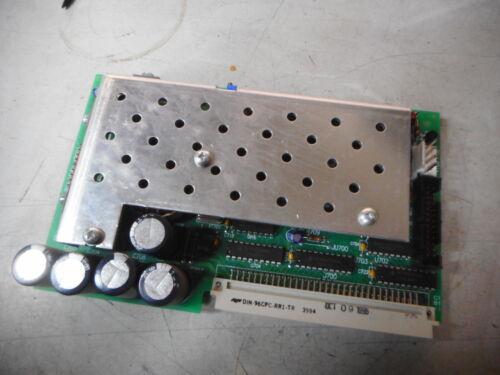 DUKANE 4100 Millennium - Control Processor Card -- 110-3051