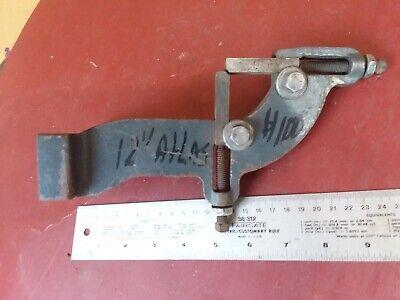 12 Inch Atlas Craftsman Commercial Lathe Follower Rest Excellent