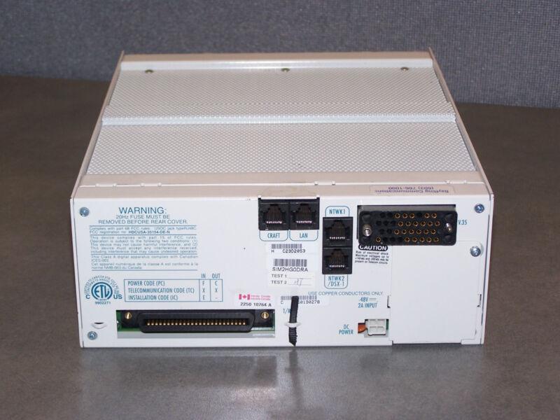 ADTRAN TA 850 CHASSIS 1200375L1