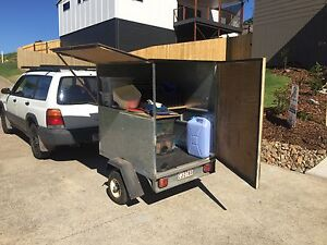 4x3 Box Trailer enclosed Nambour Maroochydore Area Preview