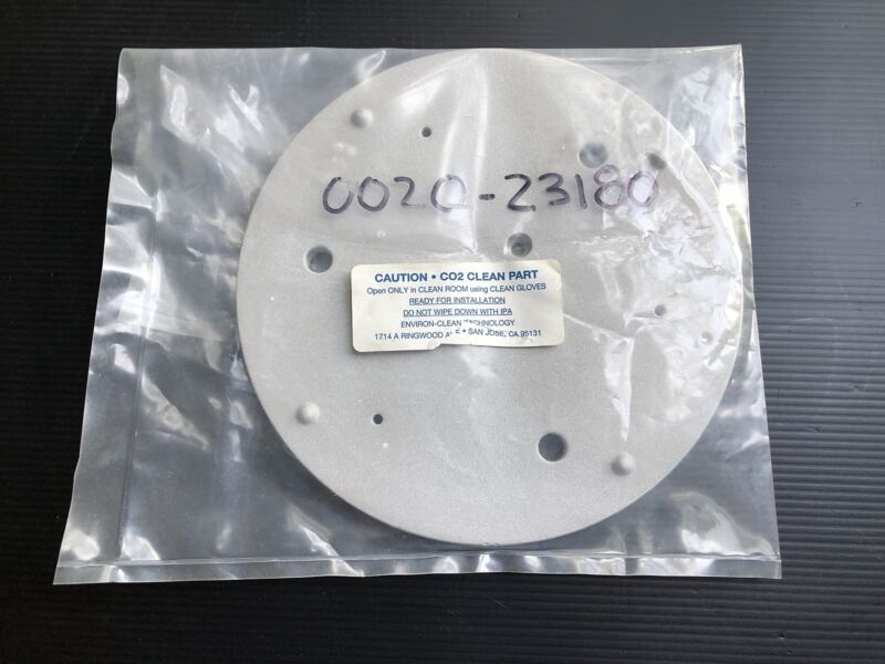 "Applied Materials 0020-23180 Pedestal, Al, 6"" 101% Tiw  Amat Pvd"
