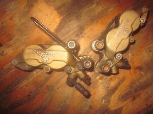 Ducati Monster guzzi brembo 40mm calipers 4 pot