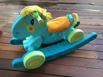 Fisher Price Ride on Horse and Rocker