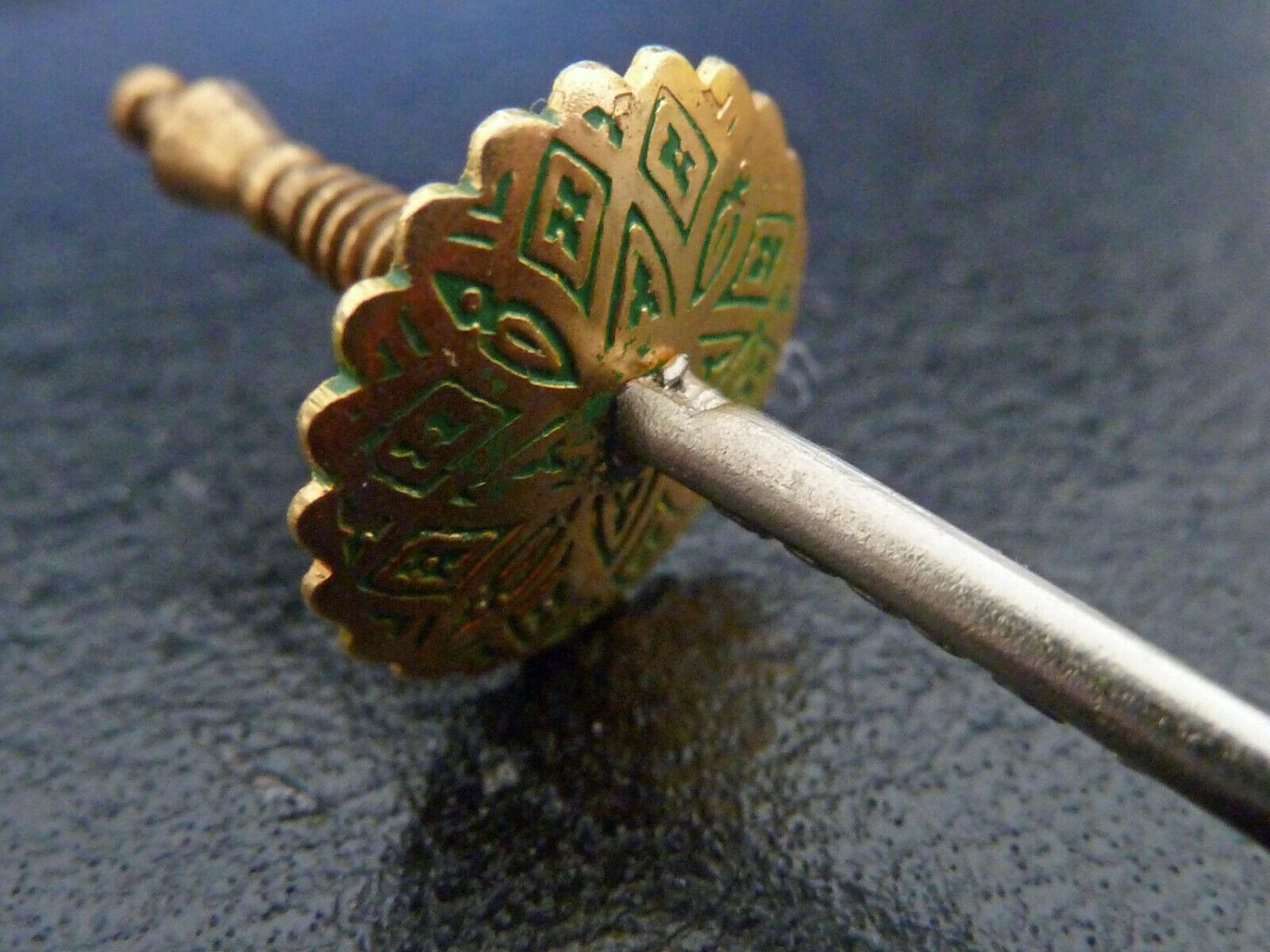 Florett, Degen, Fechten, Waffe, Schwert ca. 1:8, Metall