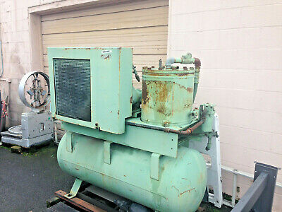 30 Hp Joy Twistair Rotary Screw Air Compressor