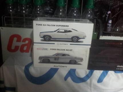 biante 1:18 scale ford falcon xa coupe's