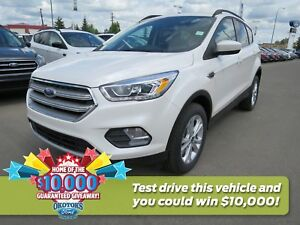 2017 Ford Escape SE 2.0l 4WD with Equipment Group 201A