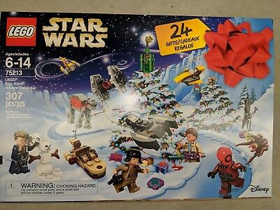 LEGO Star Wars 2018 Advent Calendar #75213  BRAND NEW FACTORY SEALED