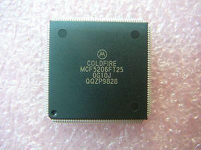 Motorolafreescale Coldfire V2 Microprocessor Qfp160 New