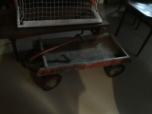 Vintage Child's Wagon