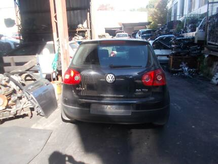 2005 Volkswagen Golf parts Gladesville Ryde Area Preview