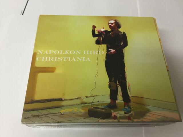 Christiania CD 2010 by Napoleon IIIrd 0610074921349