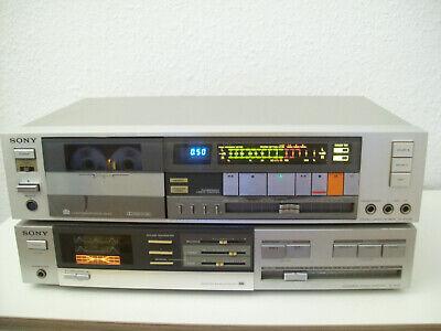 Sony TC-FX 66 Tapedeck einwandfrei Sony  TA-AX 22 Verstärker  online kaufen