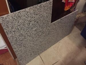 New piece of granite