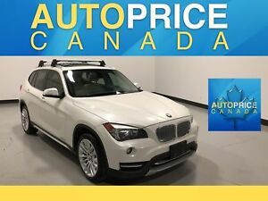 2013 BMW X1 xDrive28i Sunroof/ Power Seats/ Clean Carproof