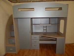 Single odyssey loft bed Harvey Norman SYDNEY DELIVERY & ASSEMBLY Windsor Hawkesbury Area Preview