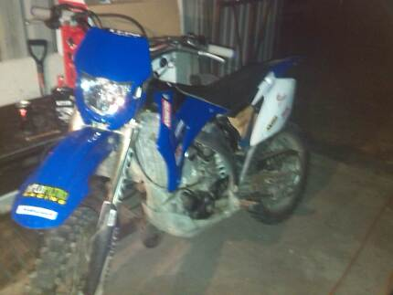 for sale 2008 wr250 Tiaro Fraser Coast Preview