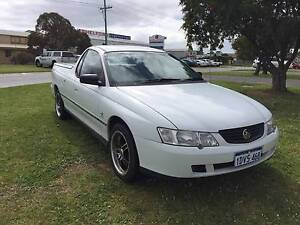 2002 Holden Commodore Ute CLEARANCE SALE!! East Rockingham Rockingham Area Preview