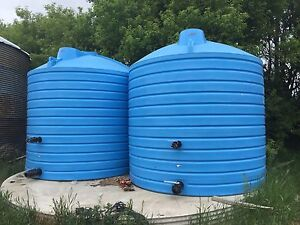 20Tonne Hold On Industries  Liquid Fertilizer Tanks