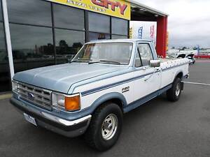 1987 Ford F150 Ute Traralgon East Latrobe Valley Preview