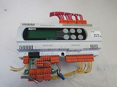 Mcquay Carel Microtech Ii Controller Pco2mq0bs0 Wtransducer Interface Card Nice