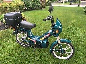 2000 Tomos Targa A35 Moped