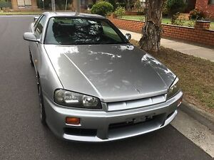Nissan Skyline r34, NONTURBO, MANUAL Brunswick Moreland Area Preview