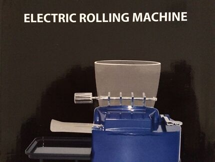 SICK OF ROLLING!Electric Cigarette Rolling Machine help you to Roll!  Hurstville Hurstville Area Preview