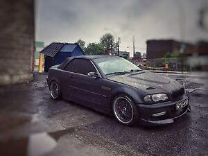 BMW E46 330i Kit M3.. + Goodies!  Swap/trade