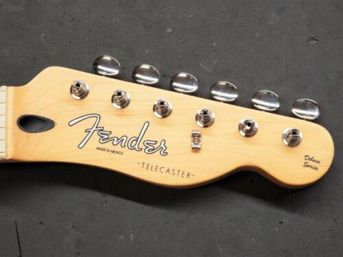 2006 Fender Deluxe Nashville Tele Maple NECK + TUNERS Telecaster Electric Guitar