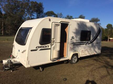 Caravan Bailey Orion 430-4 Greta Cessnock Area Preview