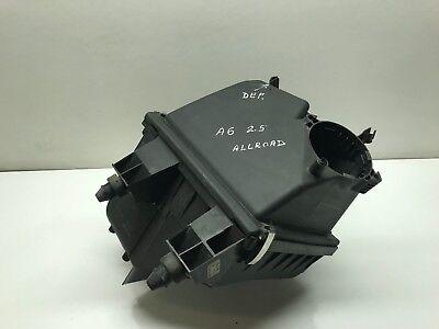 AUDI A6 C5 ALLROAD A4 B6 2.5TDI  AIR FILTER BOX 4B0133835L