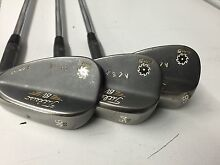 Golf clubs Vokey wedges 46, 54,58 Daceyville Botany Bay Area Preview