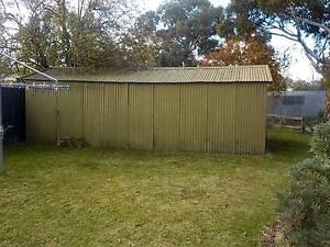 single car garage/shed Mount Barker Mount Barker Area Preview