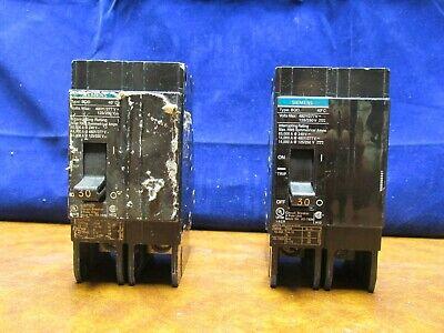 Siemens ITE 30 amp 2 pole 480 V circuit breaker Catalog # BQD230 - 480v 30 Amp