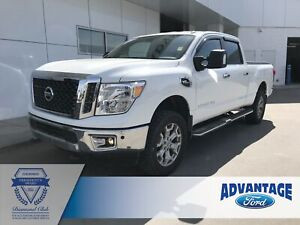 2017 Nissan Titan XD SV Gas One Owner