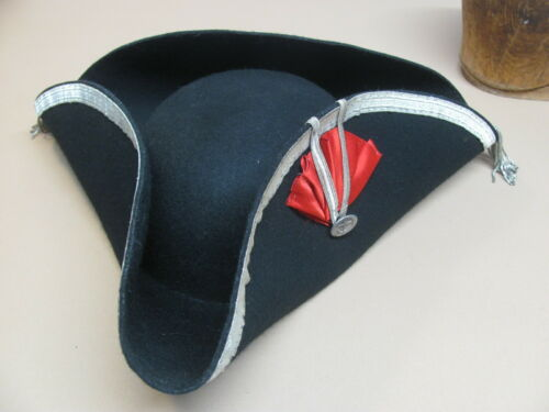 SUPERIOR CAP TRICORN Hat    SIZE  7 1/2 LG  SALE PRICED !!! $110