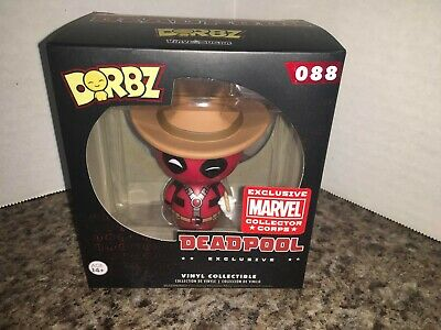 Funko Dorbz 088 DEADPOOL (MCC EXCLUSIVE) Marvel Collector Corps