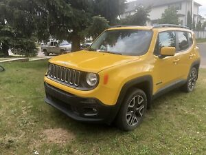2016 Jeep Renegade. LOAN TAKEOVER WILL GIVE 5000.00