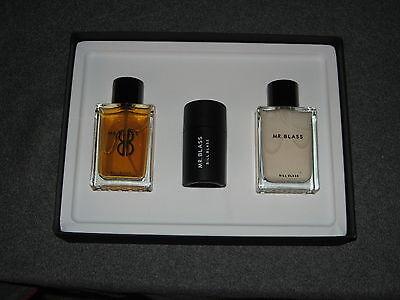 Bill Blass 3 Piece Gift Set 4.2 Oz Eau De Toilette & After Shave Balm Deodorant