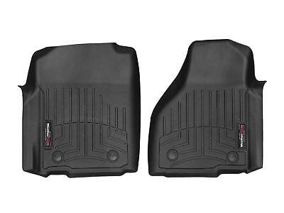 WeatherTech FloorLiner for Dodge Ram 1500/2500/3500 Reg/Quad 2012-2017 Black