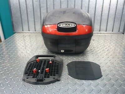03 Kinetic Magnum Moped Shad Top Box Luggage