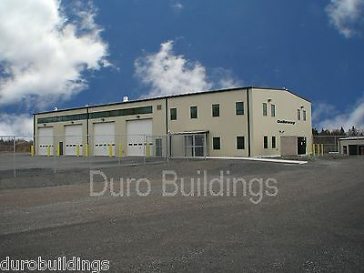 Durobeam Steel 60x64x20 Metal Prefab Rigid Building Shop Made To Order Direct