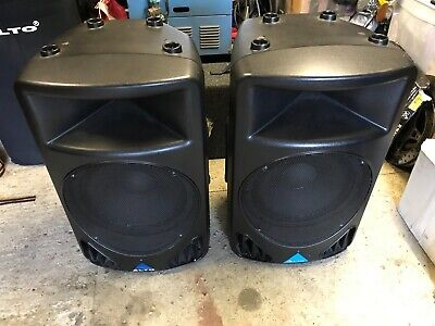 Alto Sound Reinforcement Speaker System Including Covers