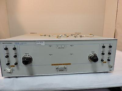Agilent N4421b S-parameter Test Set 10mhz To 50ghz 90 Day Warranty