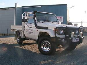97 LandCruiser Ute - As New Condition, Heaps of Extras! Kyabram Campaspe Area Preview