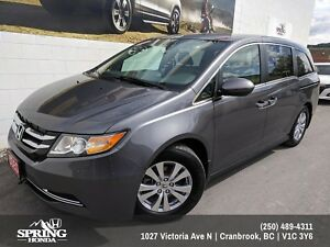 2017 Honda Odyssey EX $219 BI-WEEKLY