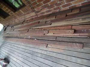 Hardwood overlay